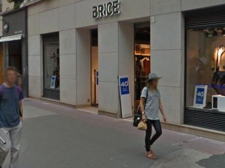 Le magasin Brice de la rue Victor Hugo - DR/Capture d'écran Google
