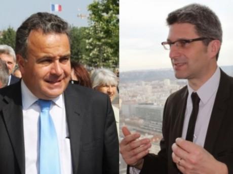 Denis Broliquier et Christophe Geourjon, favoris pour la présidence de l'UDI de la Métropole - LyonMag