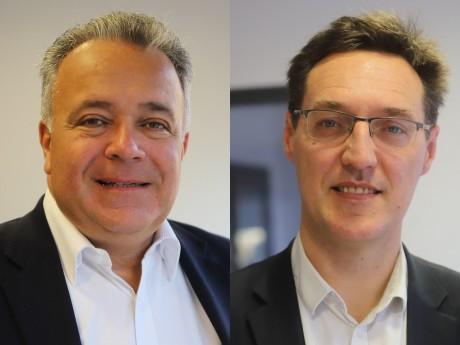 Denis Broliquier et Eric Lafond - LyonMag.com