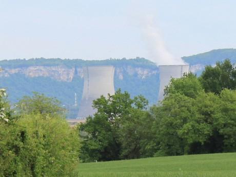 La centrale du Bugey - Lyonmag.com