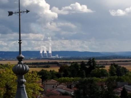 La centrale du Bugey - LyonMag