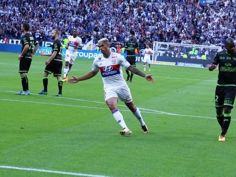 Mariano Diaz avait ouvert le score pour Lyon - LyonMag