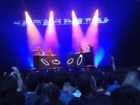 C2C aux Nuits de Fourvière 2012 - Photo LyonMag