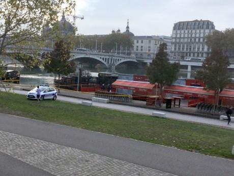 Un cadavre a été repêché dans le Rhône, à Lyon - LyonMag.com