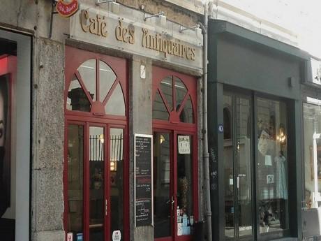 Le café des Antiquaires privé de terrasse - LyonMag