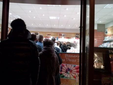 Les files d'attente de la semaine dernière à Lyon - LyonMag