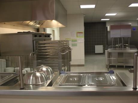 Un restaurant scolaire - LyonMag