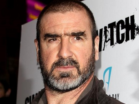 Eric Cantona - DR