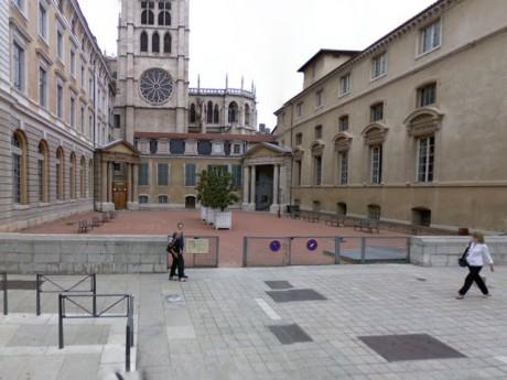Bibliothèque municipale de Lyon Sain-Jean - Photo GoogleMaps