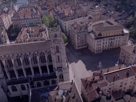 Le Vieux Lyon déserté - DR