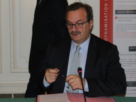 Jean-François Carenco - LyonMag