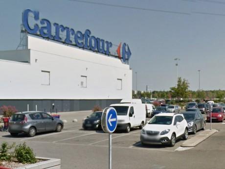 Le Carrefour de Vénissieux - DR/Google Street View