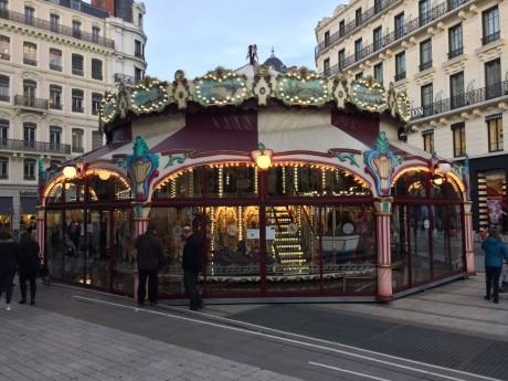Le Carrousel de Lyon va-t-il disparaître ?