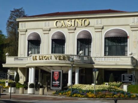 Le casino Lyon Vert - Lyonmag.com