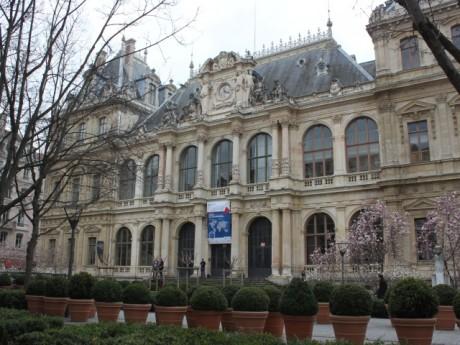 Le siège de la CCI à Lyon - Lyonmag.com