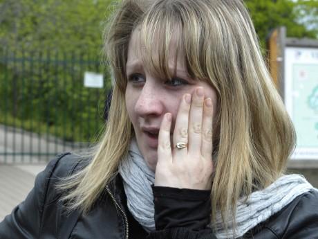 Cécile Bourgeon, la mère de la petite Fiona - DR