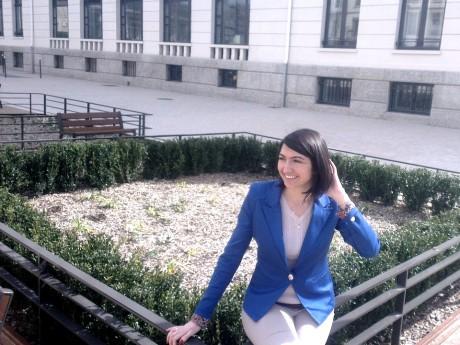 Cécile Atallah, la créatrice de Wittyplace - DR