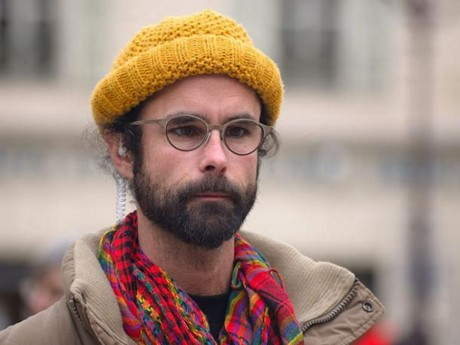 Cédric Herrou - DR