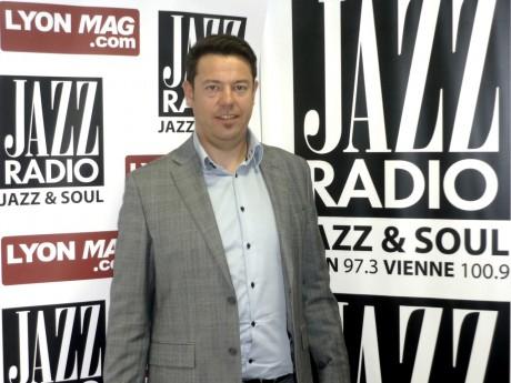 Cédric Jouan - LyonMag