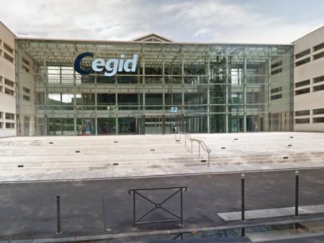 Le siège social de Cegid va quitter Lyon - DR Google Street View
