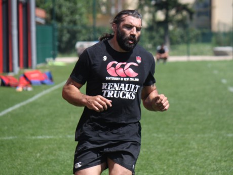 Sébastien Chabal va manquer au LOU Rugby - Photo LyonMag