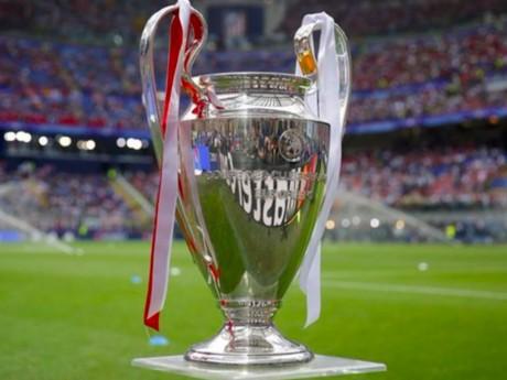 Le trophée de la Ligue des Champions - DR