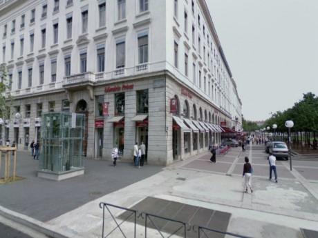 Les Lyonnais connaissent aussi l'enseigne sous le nom de Privat ou de Flammarion - DR Google