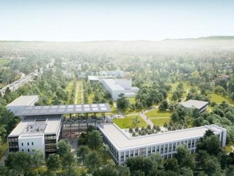 Le Campus Région du Numérique - DR