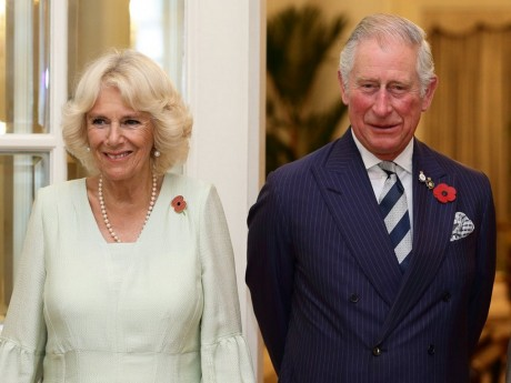 Le prince de Galles et la duchesse de Cornouailles - DR