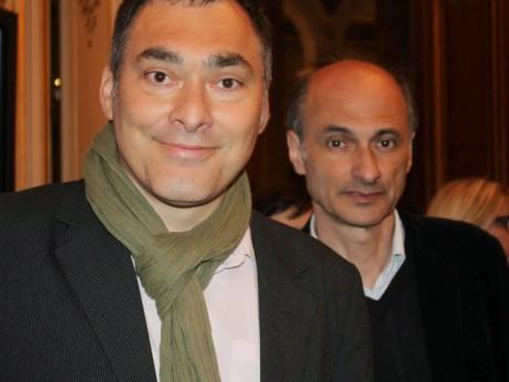 Bruno Charles et Etienne Tête - LyonMag