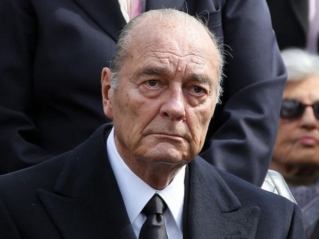 Jacques Chirac - DR