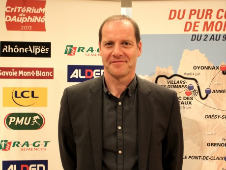 Christian Prudhomme - LyonMag.com