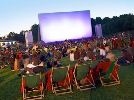Passez un bon moment familial au ciné en plein air - DR