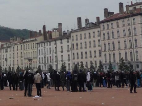 Un précédent rassemblement des CIO - LyonMag