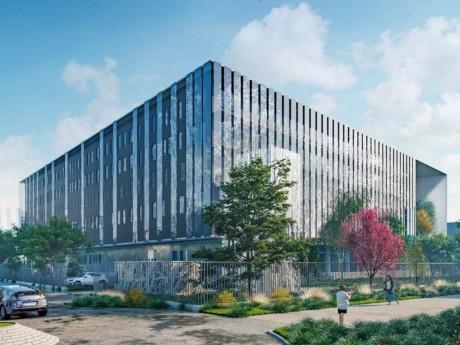 Le futur siège du CIRC - DR