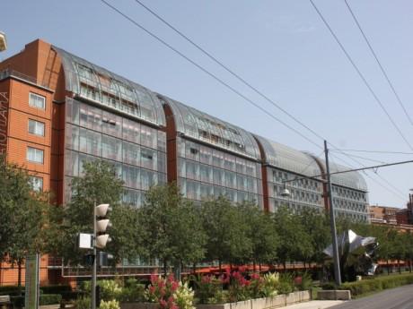 La Cité internationale où se tiennent les Mondiaux de bridge - LyonMag