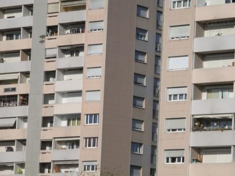 Des quartiers comme Mermoz sont déjà au-delà des 25% souhaités par la ministre - Photo LyonMag