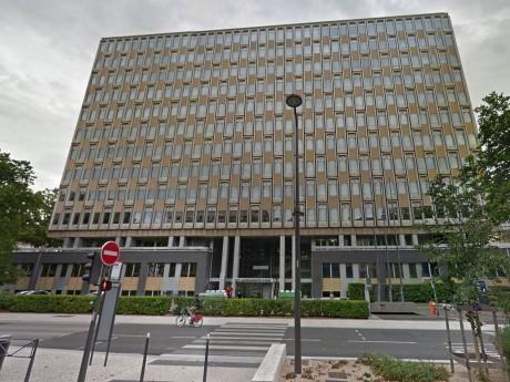 La Cité administrative d'Etat - DR Google