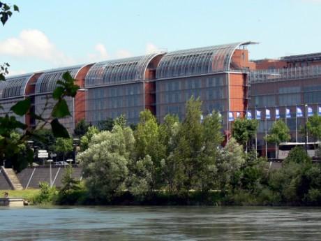 La Cité Internationale, où se déroule le forum Biovision - LyonMag.com
