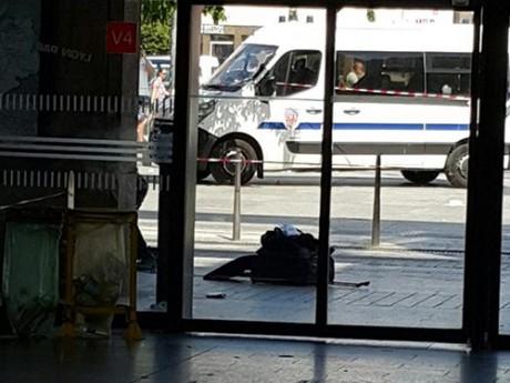 La gare de la Part-Dieu a été évacuée à cause notamment de ce sac abandonné - LyonMag