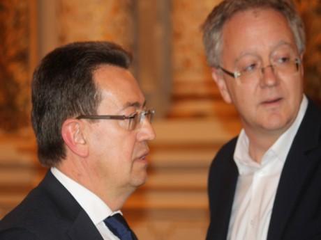 Philippe Cochet et Christophe Wojcik - LyonMag