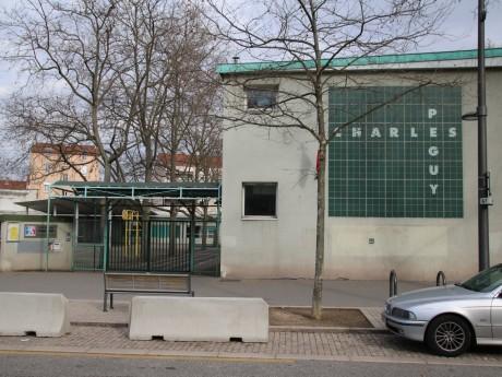 L'école Charles-Péguy - LyonMag