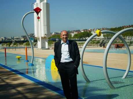 Gérard Collomb - Photo LyonMag