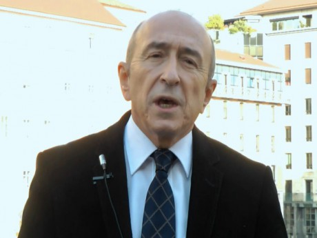 Gérard Collomb - Capture d'écran