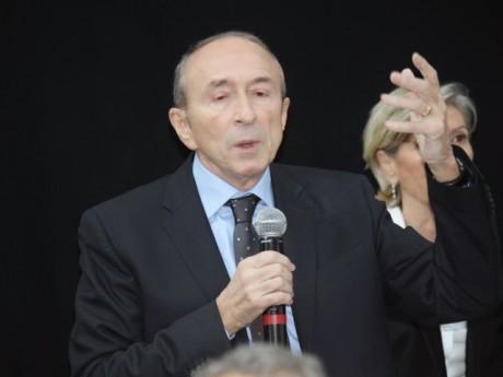 Gérard Collomb entame son marathon de campagne - LyonMag