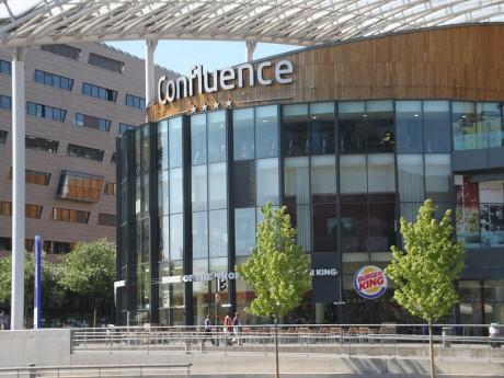 Le Pôle de Commerces et de Loisirs de Confluence propose des activités autour du cirque cette semaine - Lyonmag.com
