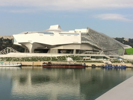 Le Musée des Confluences fait partie des lieux les plus visités - Lyonmag.com