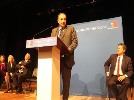 Jean-François Copé aux voeux de la fédération UMP du Rhône - LyonMag.com