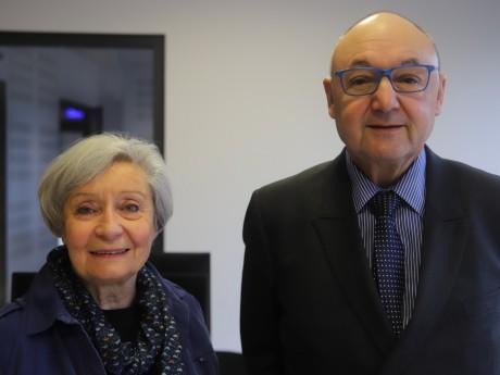 Jacqueline Costa-Lascoux et Gérard Angel - LyonMag