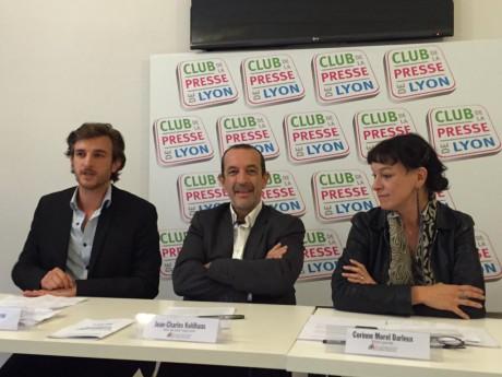 Les têtes de liste du Rassemblement de la gauche et des écologistes ont été présentées - LyonMag